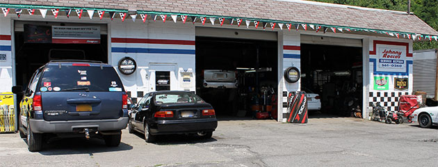 Johnny Roccos Auto Repair Location