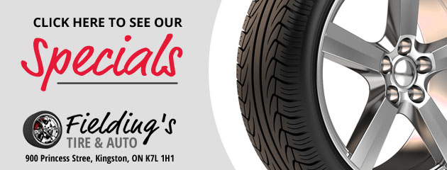Fieldings Tire & Auto Savings