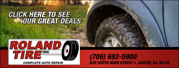 Roland Tire Savings