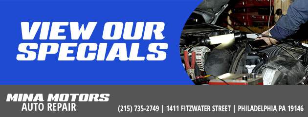 Mina Motors Auto Repair Savings