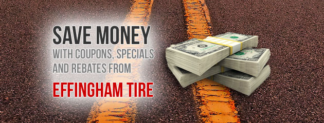 Effingham Tire and Auto Center Savings