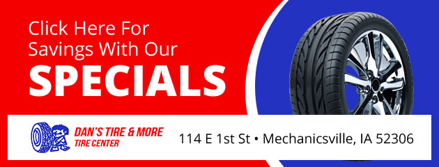 Dans Tire & More Savings