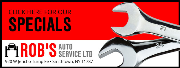 Robs Auto Service Savings