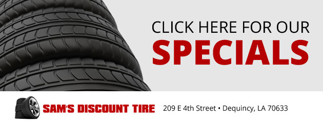 Sams Discount Tire Savings