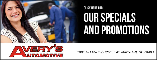 Averys Automotive Savings