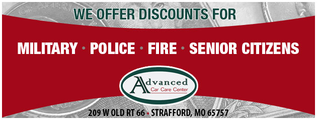 Advanced Car Care Center Savings