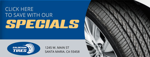 Calderon Tires Savings