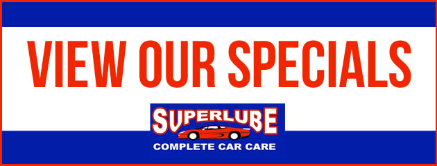 Superlube Complete Car Care Savings