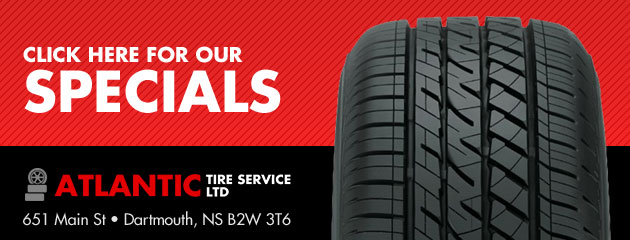 Atlantic Tire Services Savings