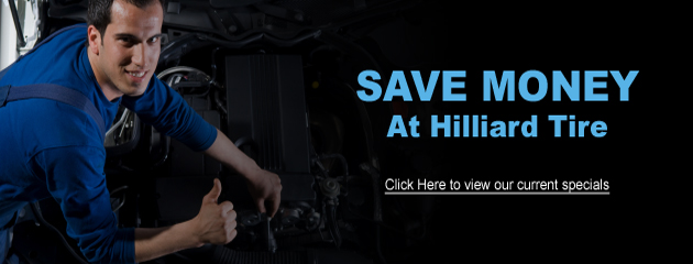 Hilliard Tire_Coupon Specials