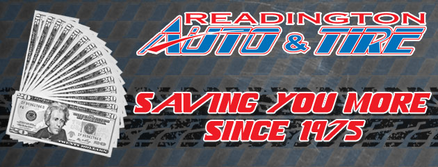 Reading Auto & Tire Savings
