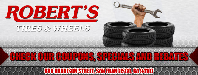 Roberts Tire & Wheels Savings