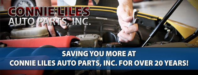 Connie Liles Auto Parts Inc Savings