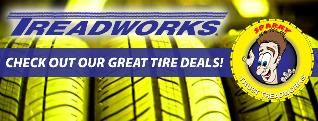 Treadworks® Savings