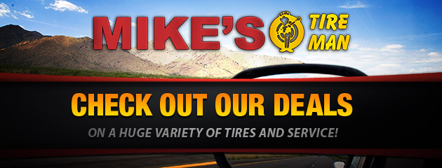 Mikes Tire Man