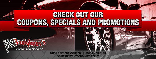 Breighners Tire & Auto Savings
