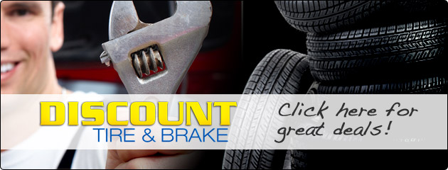 Pittsburg TX Tires & Auto Repair | Discount Tire and Brake