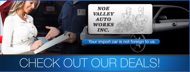Noe Valley Coupons