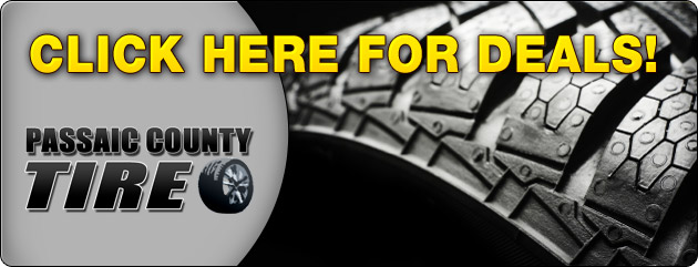 Passaic County Tire Coupons