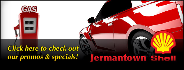 Jermantown Shell Coupons