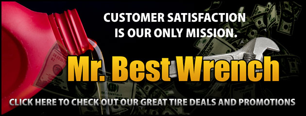 Mr Best Wrench Savings