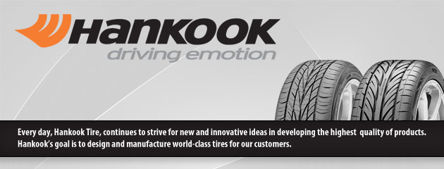 Hankook Tires at Sweet Tire in Fremont MI