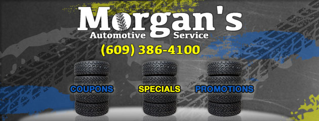 Morgans Automotive Service Savings