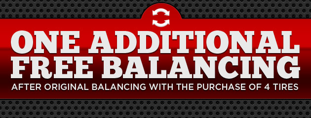 Weeks Tire Free Balancing