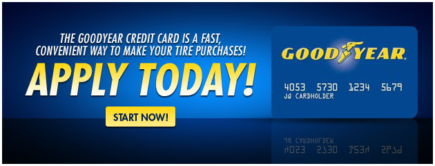 Goodyear Credit Card