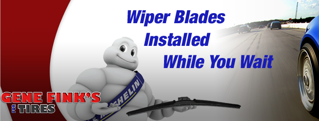 Wipers Installed Slider
