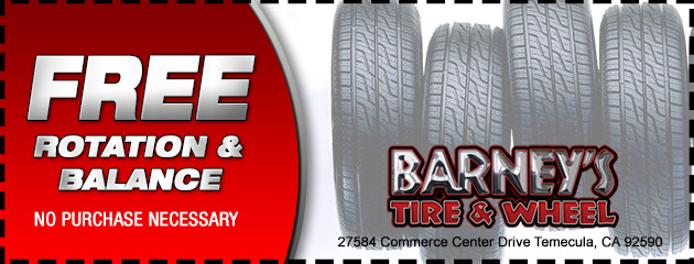 Tires Coupons Barney S Tire Wheel