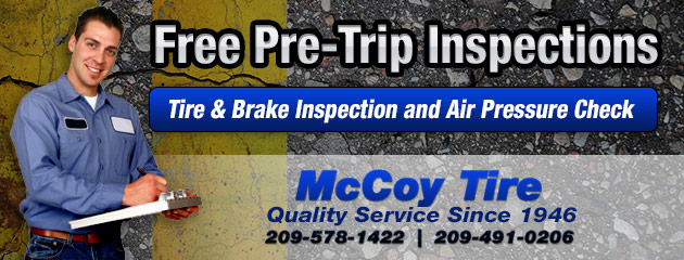 Free Pre-Trip Inspections