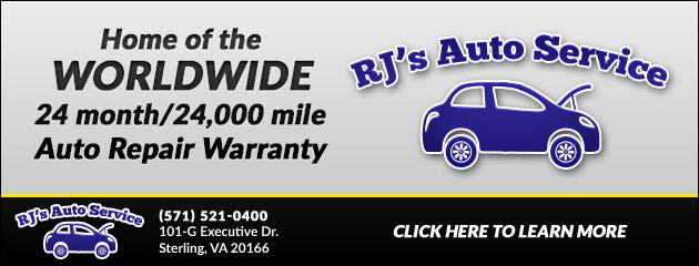 Home of the Worldwide 24 month/24,000 mile Auto Repair Warranty