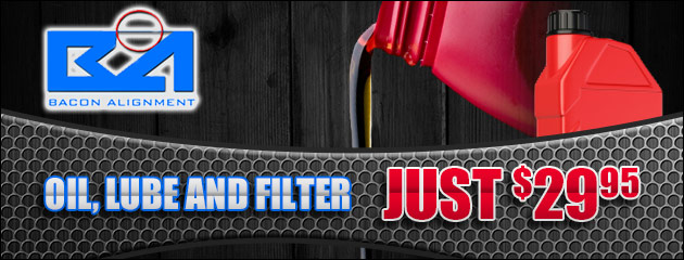 $29.95 Oil Lube and Filter Special