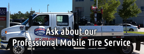 Beasley Tire Service - Professional Mobile Tire Service