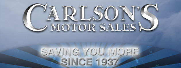 Carlsons Motor Sales_Coupons Specials