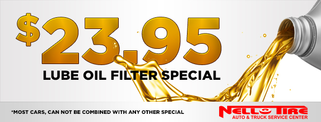 Lube & Oil Filter Special