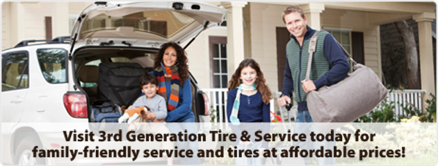 3rd Generation Tire and Service