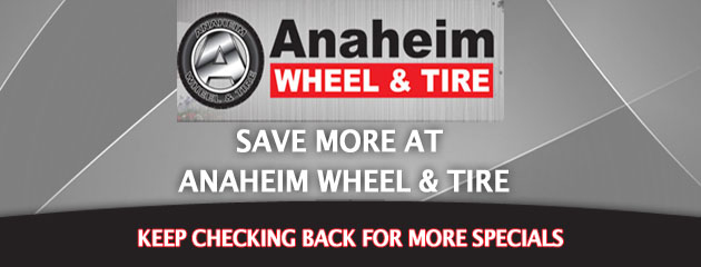 Anaheim_Coupons Specials