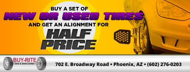 Half Price Alignment