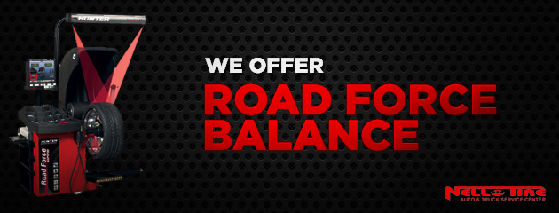 Road force balance