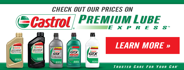 Castrol Premium Lube Prices