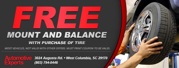 Automotive Experts West Columbia Sc Tires Auto Repair Shop