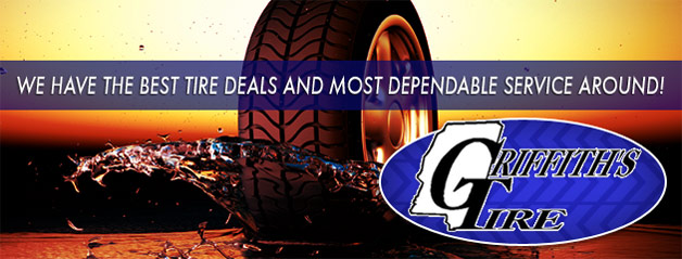 Griffiths Tire Savings