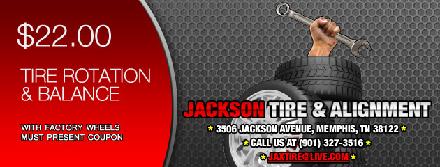 Tires Coupons Jackson Tire Alignment