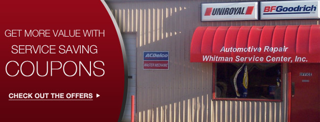 Whitmans Tire & Service Center