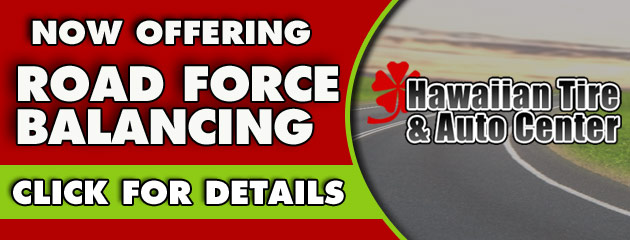 Road Force Balancing