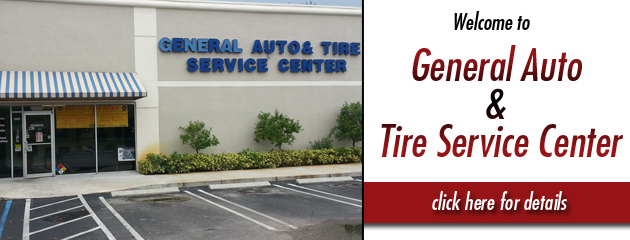 Welcome To General Auto Service Center