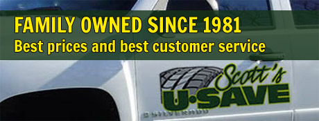 Scotts U-Save - Family Owned