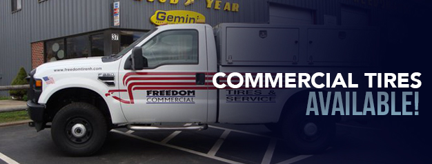 Commercial Tires Available